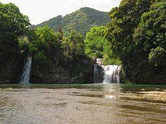 Todoroki Waterfall in Ureshino