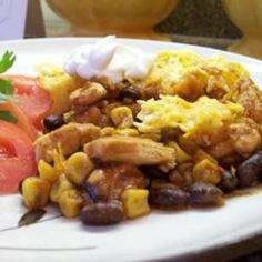 #recipe #food #cooking Mexican Casserole
