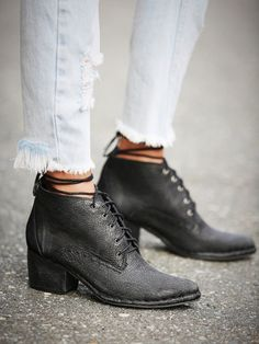 Faryl Robin + Free People Romancing the Stone Boots