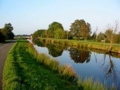 Angeln in Ostfriesland - Angelgewässer Hauptfehnkanal Ostrhauderfehn