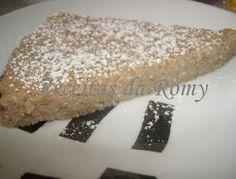 Receitas da Romy: Queijada de batata doce