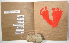 Книга в подарок папе / Father book, kids craft, gift
