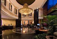 Kuala Lumpur hotel we are staying in