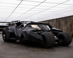 The Tumbler (Batmobil) - Batman Begins