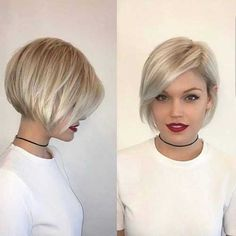 2-Bob Hairstyles 2017