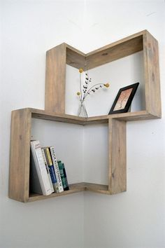 Good readers love circumambient themselves with books but as every book lover knows, displaying those treasured tomes requires enough storage space, and it can be hard to shelve them all. Fortunately…MoreMore  #WoodworkingProjects