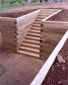 Outdoors Discover cool outdoor wood stairs for the backyard maybe put a gate at the bottom of the stairs Garden Stairs Backyard Fences Backyard Landscaping Backyard Ideas Landscaping Ideas Terrace Ideas Fence Ideas Terraced Landscaping Landscaping Edging Garden Stairs, Deck Stairs, Wood Stairs, Backyard Fences, Backyard Projects, Backyard Landscaping, Landscaping Ideas, Backyard Ideas, Garden Ideas