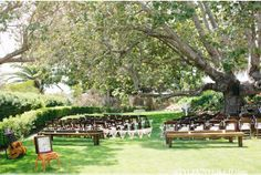 Los Angeles Wedding with a Music Theme