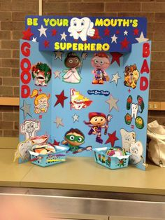 """Every year in February is """"National Children's Dental Health Month."""" My Dental… Dental Games, Dental Kids, Children's Dental, Dental Quotes, Dental Humor, Dental Hygiene, Health Fair, Kids Health, Children Health"""