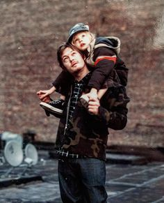 Norman Reedus and Mingus...