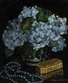 Australian Painter Agnes Noyes Goodsir (1864-1939)