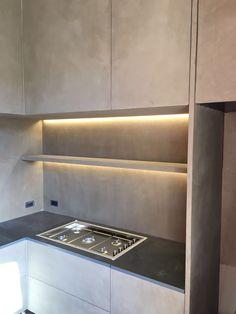 Microcemento italiano mobili e pareti