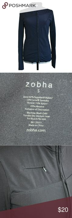 ZOBHA TURTLE NECK JACKET worn twice still in good condition only flaw (see picture 6) but doesn't affect the garment at all, has a little pocket on the right up side, has thumb holes and a perfect design in the front.  🚫NO TRADES ✔OFFERS WELCOME. Zobha Jackets & Coats