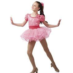 57647c3f0c99 Liberts Childrens Lollipop Dance Costumes, Dancer, Leotards, Fancy Dress,  Sequins, Pink