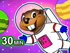 """""""Beavers in Space"""" 30 Minute Collection 