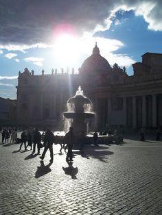 Vatican City · Kenton de Jong Travel - Saint Peter's Basilica http://kentondejong.com/blog/vatican-city