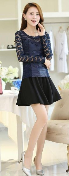 Asian In Skirts 60
