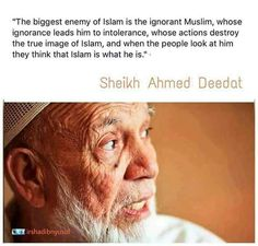 So true. Astaghfirullah