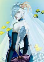 Serin : Brave Frontier by Miz-Ray