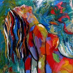 Original artwork from artist Debra Hurd on the Daily Painters Gallery