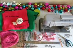 How to make an Elf Hat