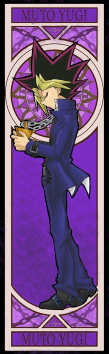 Yu-Gi-Oh! ~~ Yugi