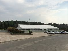 Exhibition Tent for EXPO in Kunming