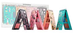 Sephora Collection Holiday 2015 Sets & Kits