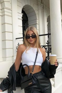 Glamouröse Outfits, Cute Casual Outfits, Fall Outfits, Summer Outfits, Fashion Outfits, Fashion Mode, Look Fashion, Teen Fashion, Womens Fashion