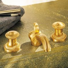 G13 THG Paris Baroque Rochambeau Widespread Faucet available @Focal Point Hardware