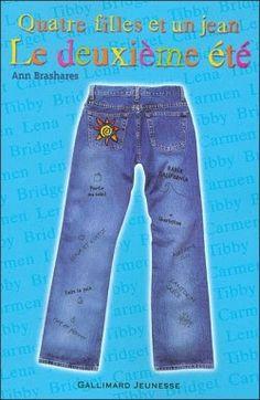Les Lectures de Feflie: Quatre filles et un jean : le deuxieme été d'Ann B...