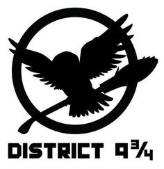 Hunger Games AND Harry Potter! What could be better?