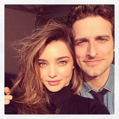 That skin! That hair! Miranda was looking pretty spectacular after a shoot with Alexi Lubomirski. Source: Instagram user mirandakerr
