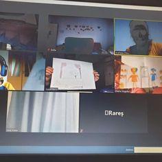 """...roadele în online. Elevii clasei a I-a A și-au îmbogățit portofoliul de creații artistice cu pălării dedicate anotimpului toamna, peisaje inedite și desene care reprezintă pasaje din romanul """"Fram ursul polar"""". """"Am descoperit un loc magic și am să-l explorez chiar acum"""", a spus Fram. Zilnic, împreună cu învățătoarea Andreea Chiru, elevii pornesc în explorarea unor locuri magice, trăiesc experiențe noi și învață lucruri frumoase. International School, King George, Ursula, Marines"""