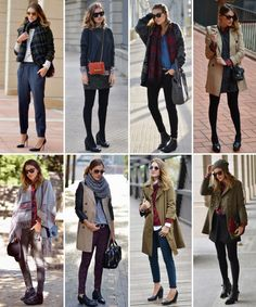 NOVEMBER OUTFITS | My Daily Style