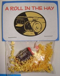 A Roll in the Hay, Hillbilly Novelty Gift by on Etsy… Christmas Pranks, Gag Gifts Christmas, Santa Gifts, Christmas Humor, Christmas Fun, Holiday Fun, Silly Gifts, Joke Gifts, Funny Gifts