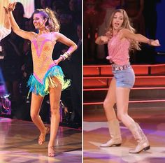 'Duck Dynasty' Dad Approves Sadie Robertson's 'Dancing With the Stars' Outfits.  If only every young girl had a dad that was that involved...
