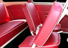 vw beetle interior - Buscar con Google