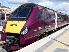 East Midlands Railway announces three brands Electric Locomotive, Diesel Locomotive, Giant Truck, Uk Rail, High Speed Rail, Railroad Photography, British Rail, Electric Train, Rolling Stock