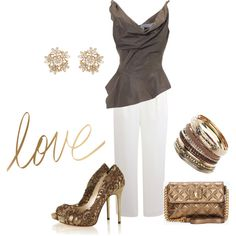 """A Little Sparkle"" by sheree-314 on Polyvore"