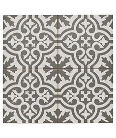 Berkeley™ Charcoal Tile cloakroom flooring ideas love these tiles