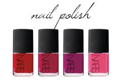 NARS nail polish | NARS Guy Bourdin Collection