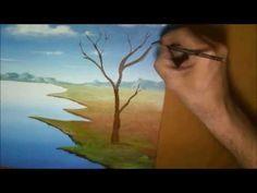 Dicas de pintura Tinta acrílica Denis - YouTube
