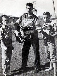 Late50s The Bee Gees