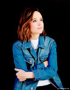 ellen page and ellenpage image Ellen Page, Canadian Actresses, Actors & Actresses, Pretty People, Beautiful People, Millie Bobby Brown, Celebs, Celebrities, Woman Crush