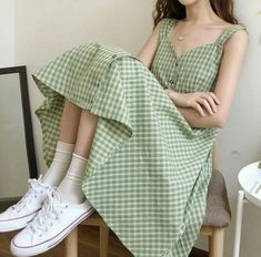 Korean Outfits, Mode Outfits, Girl Outfits, Fashion Outfits, Fashion Skirts, Fashion Styles, Korean Clothes, Abaya Fashion, Grunge Outfits