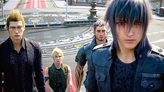 Developed by Square Enix, Final Fantasy XV is the latest installment in the titular Final Fantasy franchise.