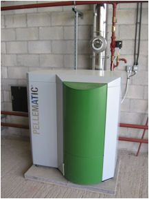 Pellet Stoves and Boilers - how they work - Biomass Energy Centre