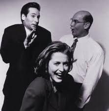 The Cutest Picture Of David, Mitch and Gillian