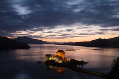 Eilean Donan Castle, Kyle of Lochalsh | 25 Places In Scotland That Are Straight Out Of A Fantasy Novel